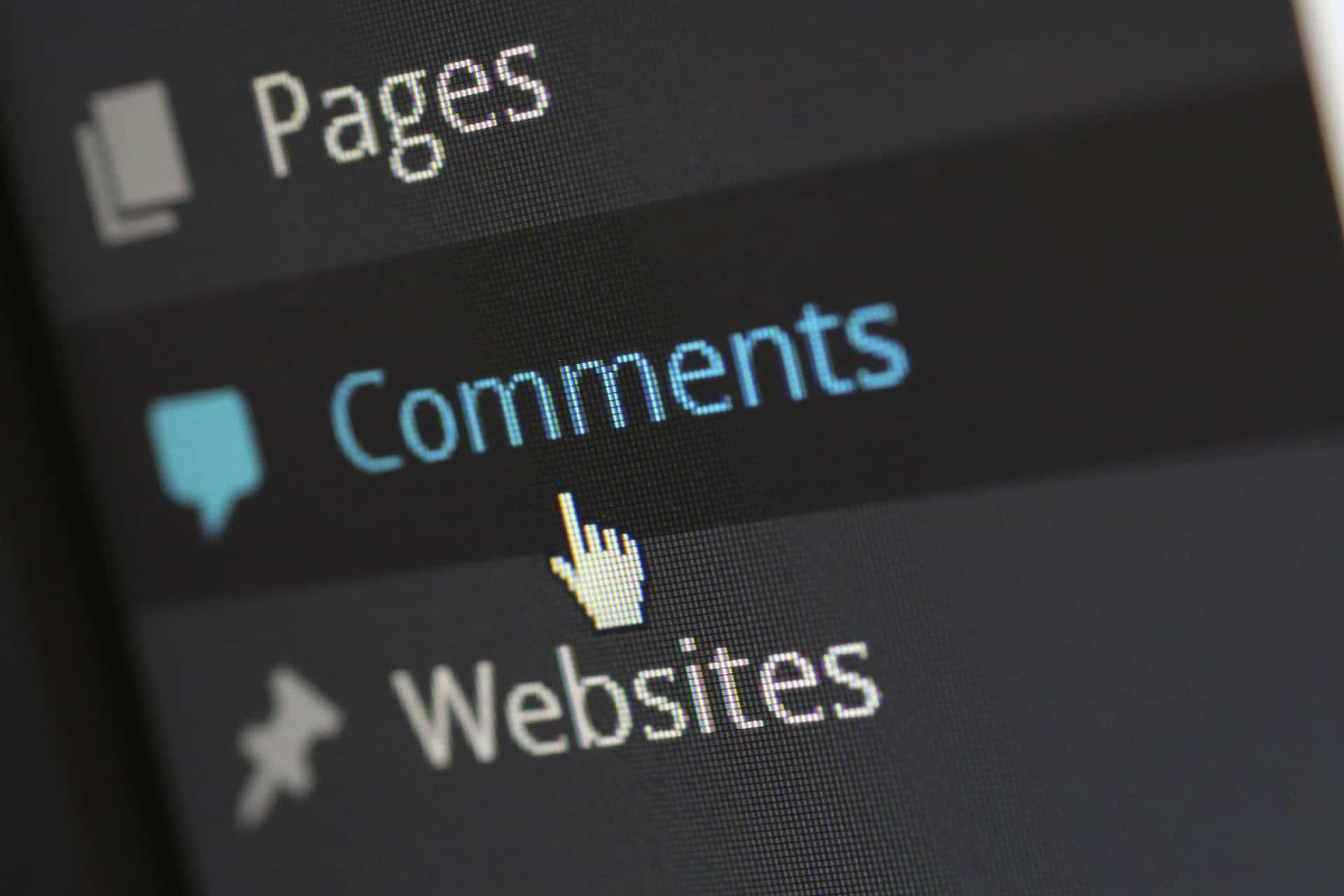 10 przykazań WordPress developera - komentarze