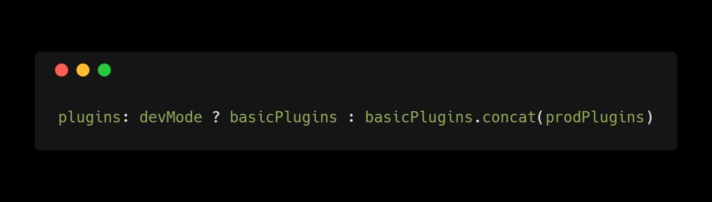 Webpack - dołączanie pluginów