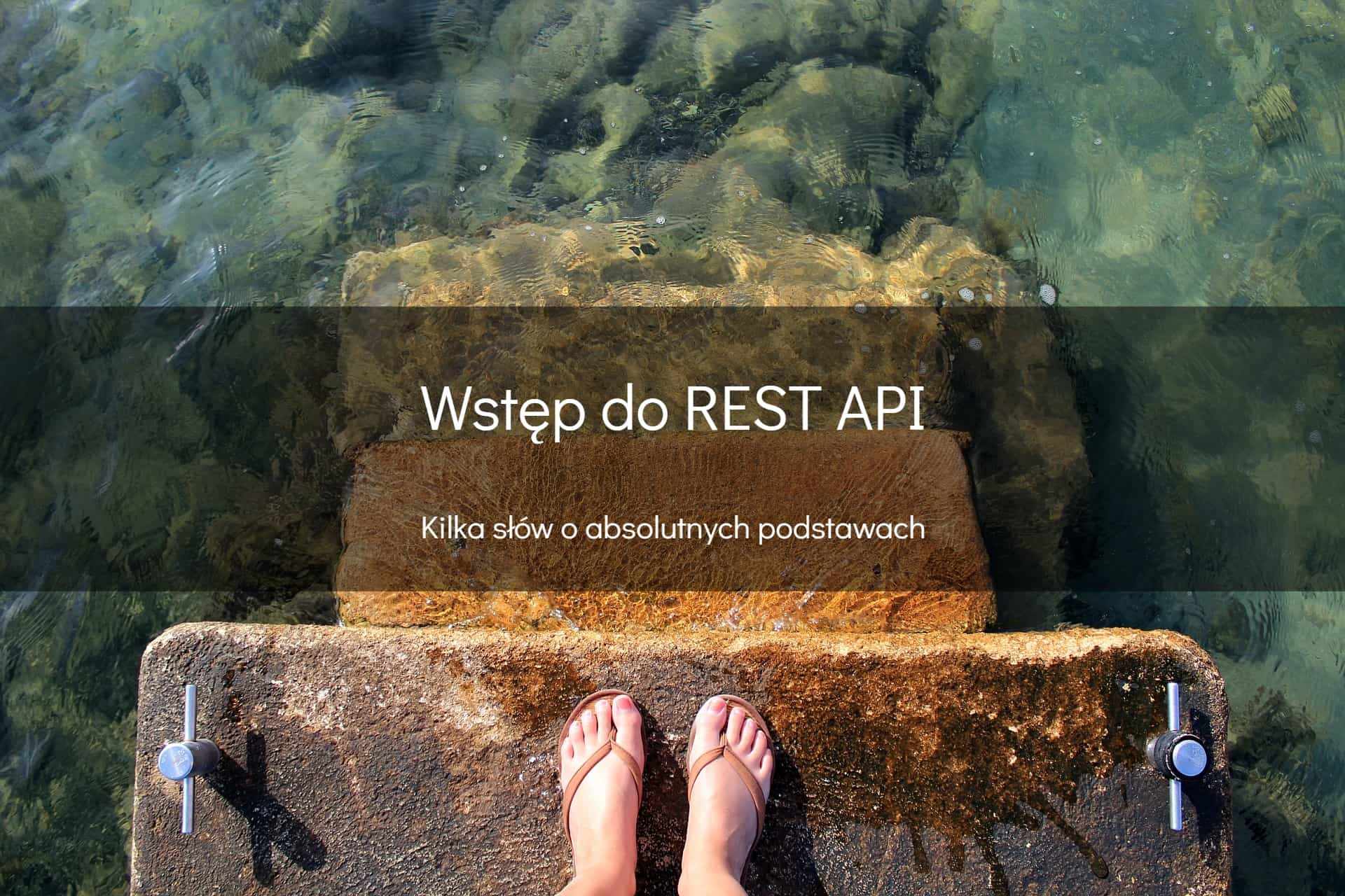 Wstęp do REST API