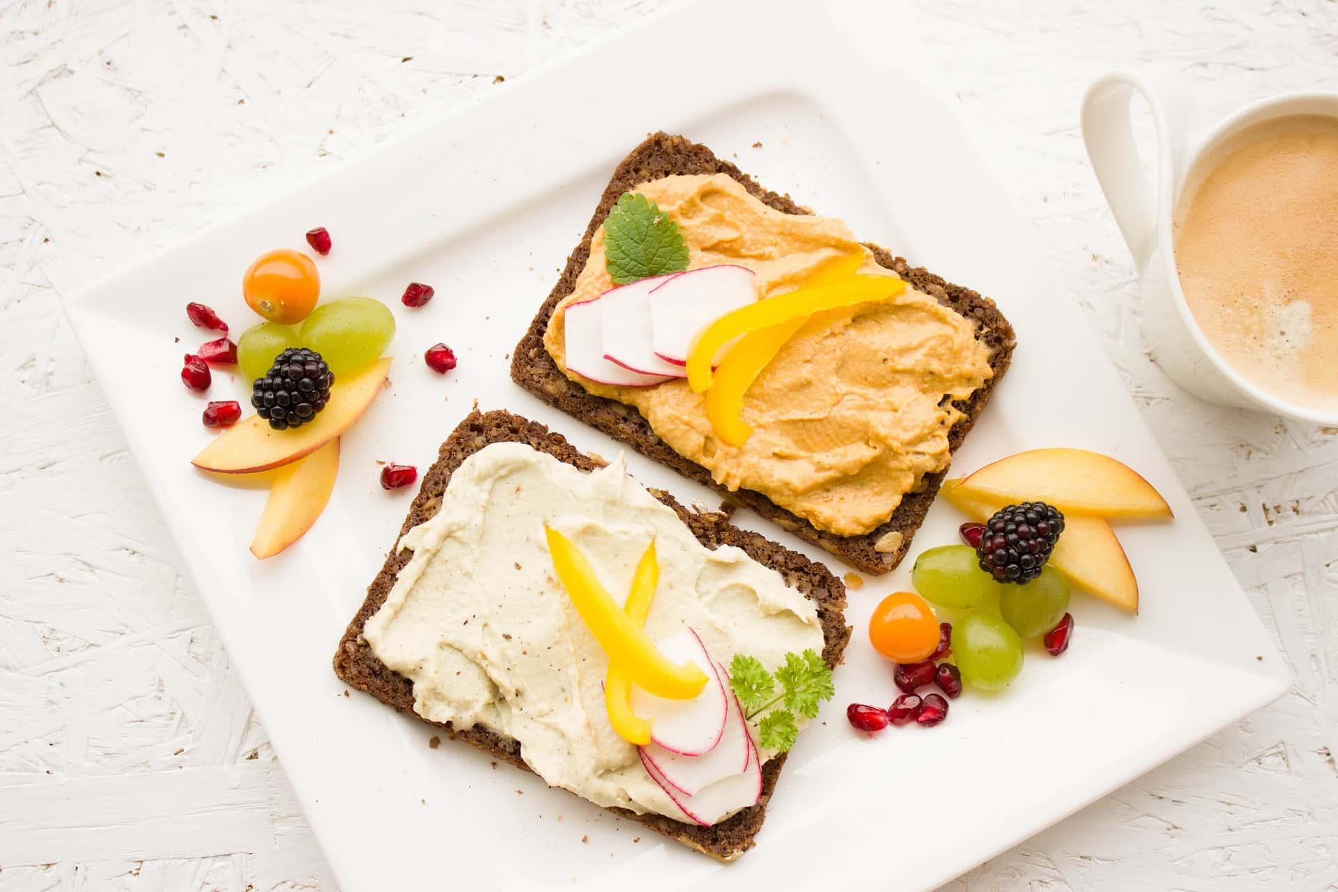 Zdrowie wpracy programisty - śniadanie