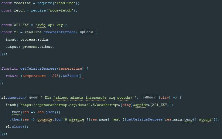 Spójny code style - kod zdodatkową funkcją