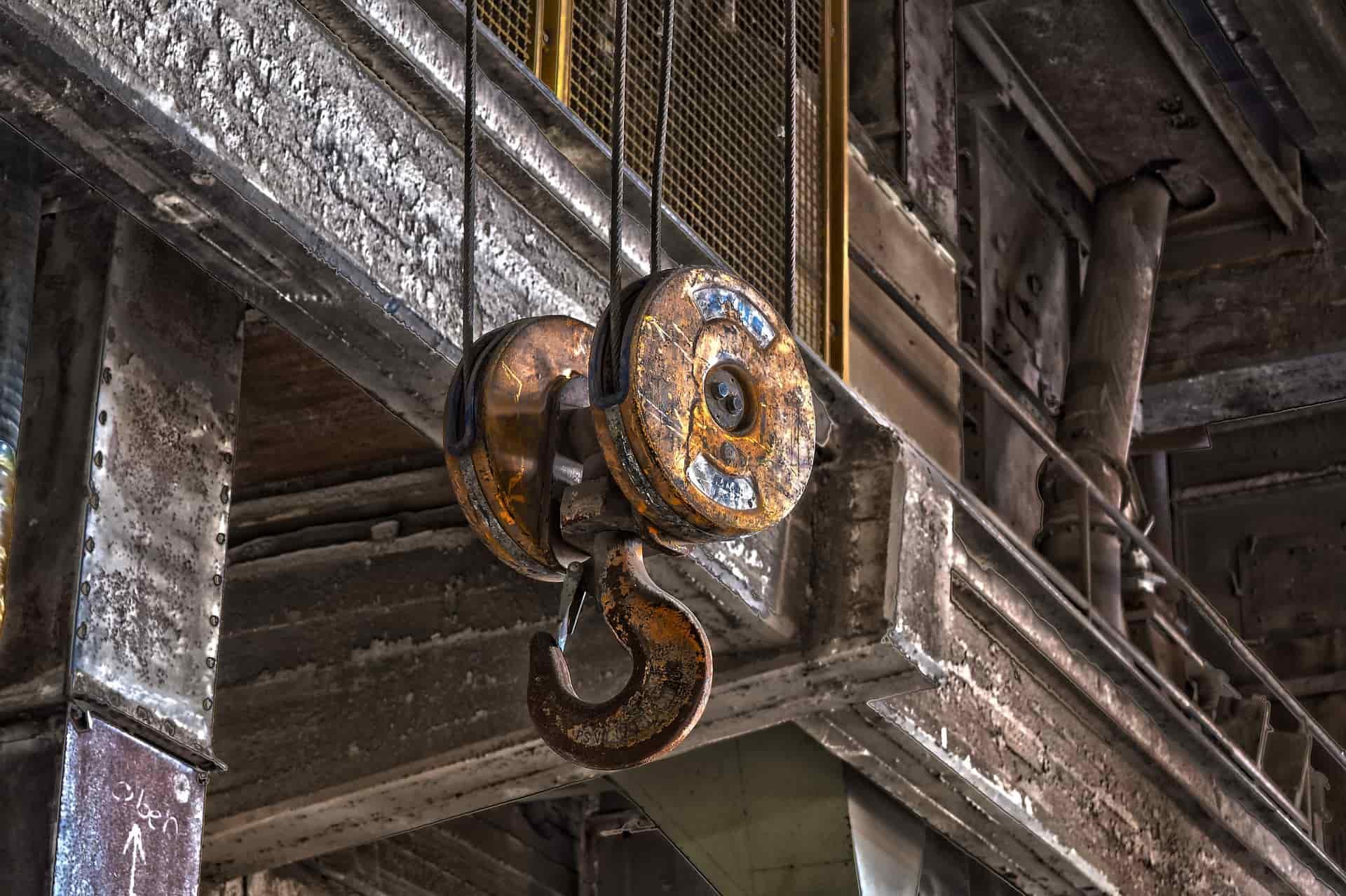 Zdjęcie haka będące nawiązaniem dogit hooks