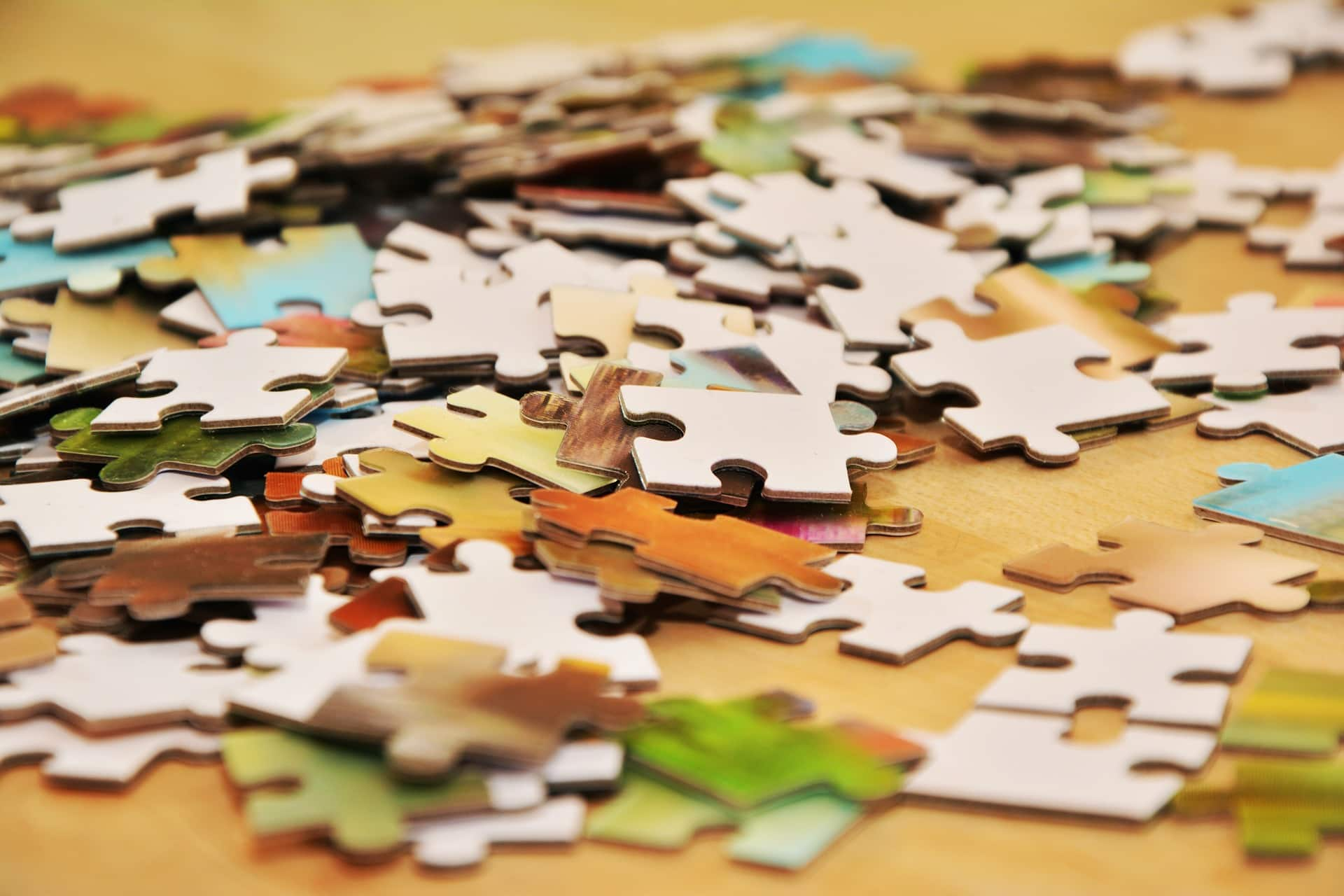 Mikrofrontend jest jak puzzle