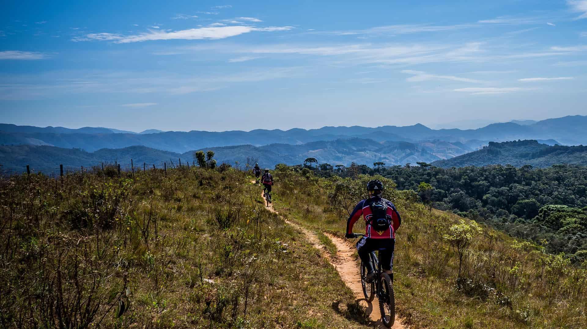 Odpoczynek popracy - wycieczki rowerowe