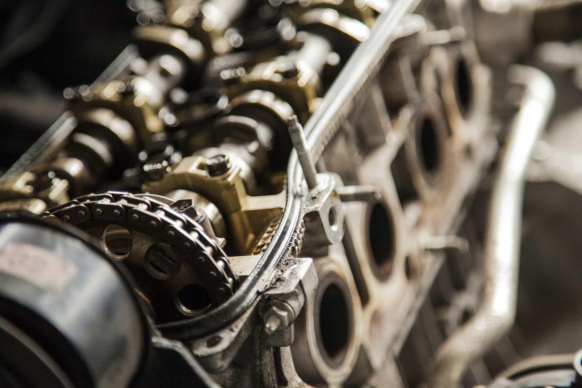 Wydajność - PerformanceObserver - metafora silnika