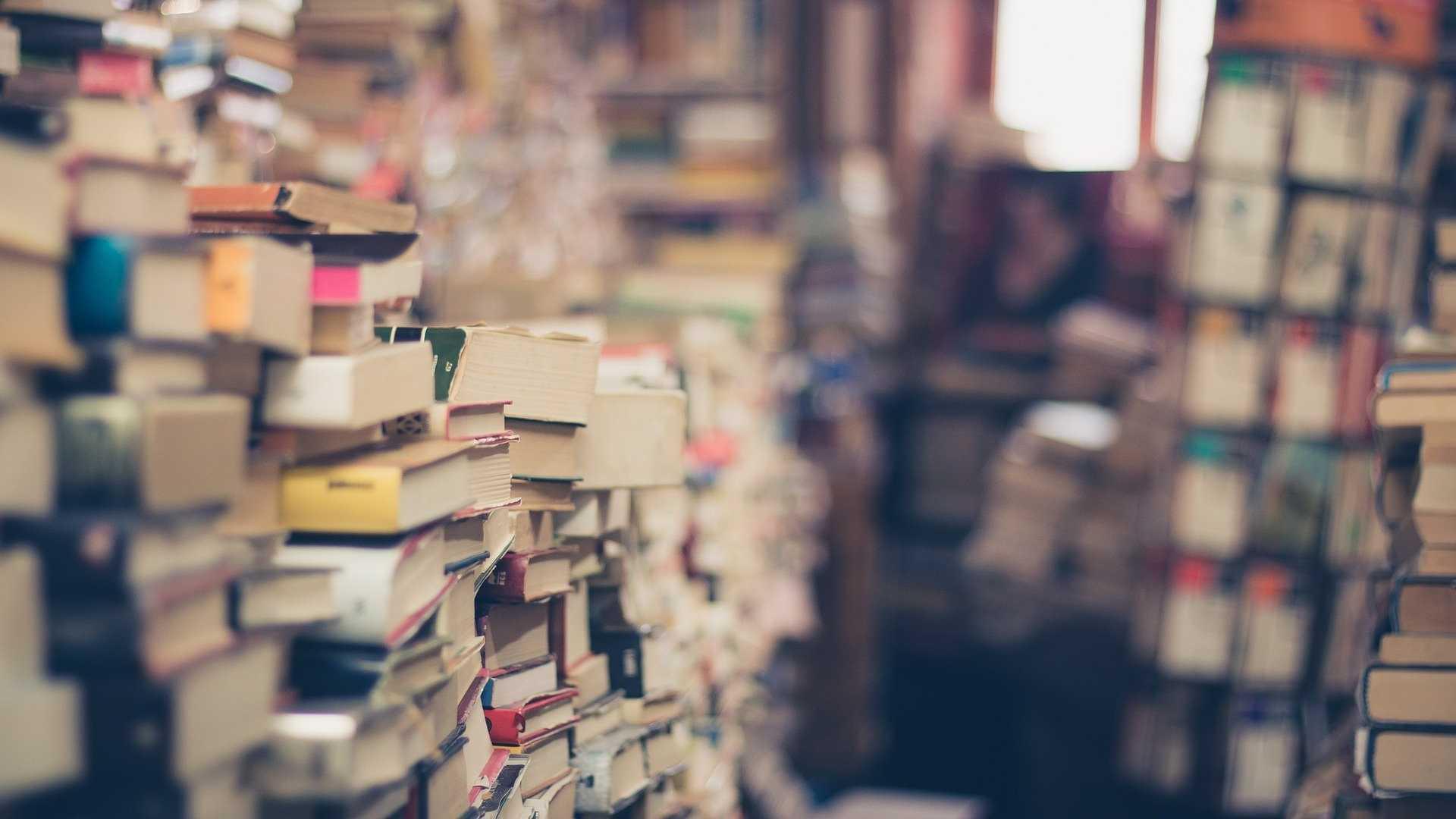 Polecane książki - obrazek poglądowy